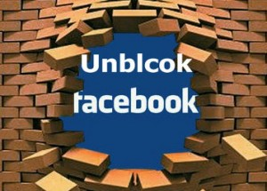 unblock facebook with private proxy