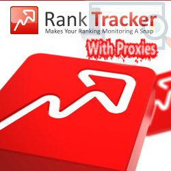 Proxies for rank-tracker