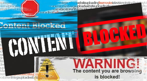 content_blocked for GEO location