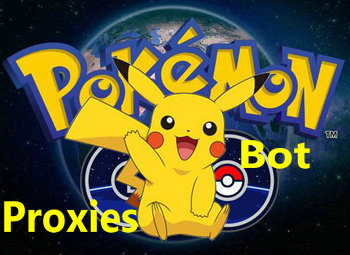 pokemon-go bot proxies