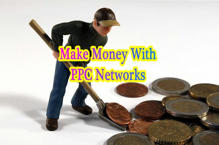 make-money with PPC-Networks