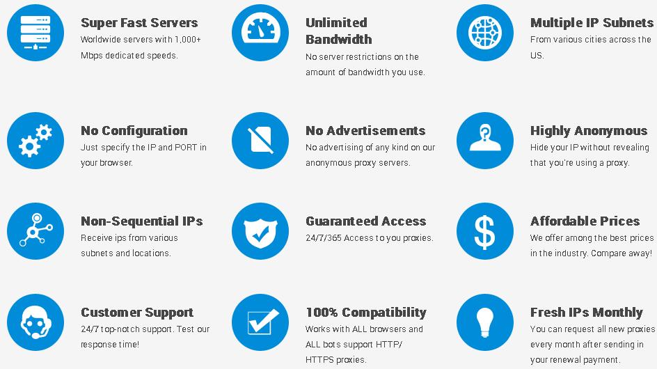 Chrome set proxy exceptions