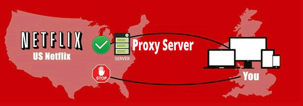 proxy server for netflix