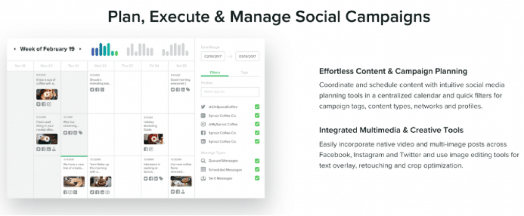 Engagement on SproutSocial