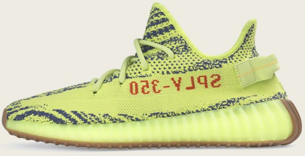 "4e3fe24a7 Adidas Yeezy Boost 350 V2 ""Semi Frozen Yellow"""