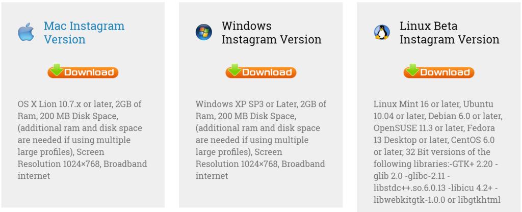 supporto followadder per Mac, finestra, Linux
