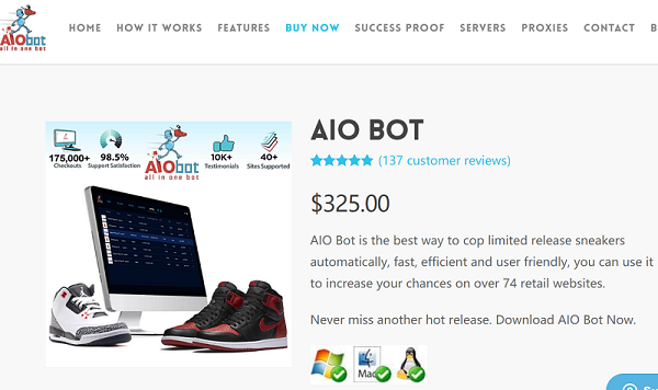 pretty nice 667fc 285b9 AIO bot. We are all well aware of the fact that Nike keeps canceling and  pushing back and canceling their sneaker releases. So its hard to get a  hold of the ...