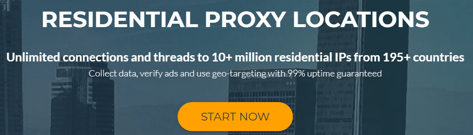 RESIDENTIAL PROXY LOCATIONS