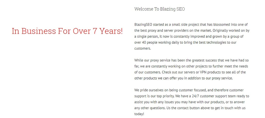 Reputation of Blazing SEO