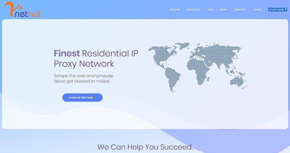 NetNut ip network