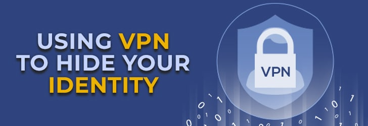 Hide IP Address via a VPN