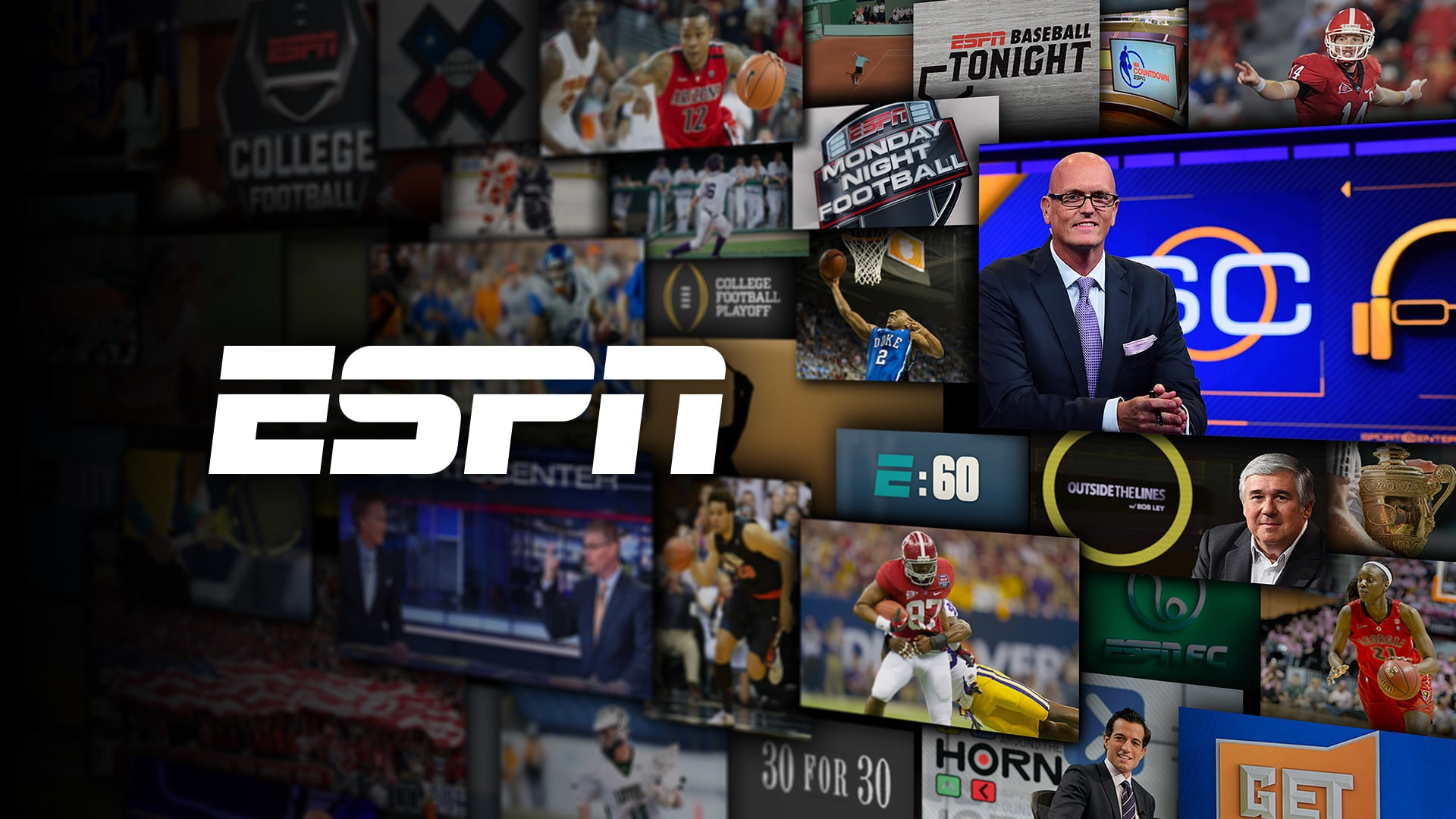 Learn How to Watch ESPN Play Outside US