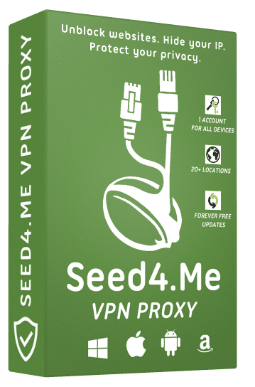 Seed4.Me VPN Giving 6 Months Of Premium VPN, Worth $20 For FREE!!