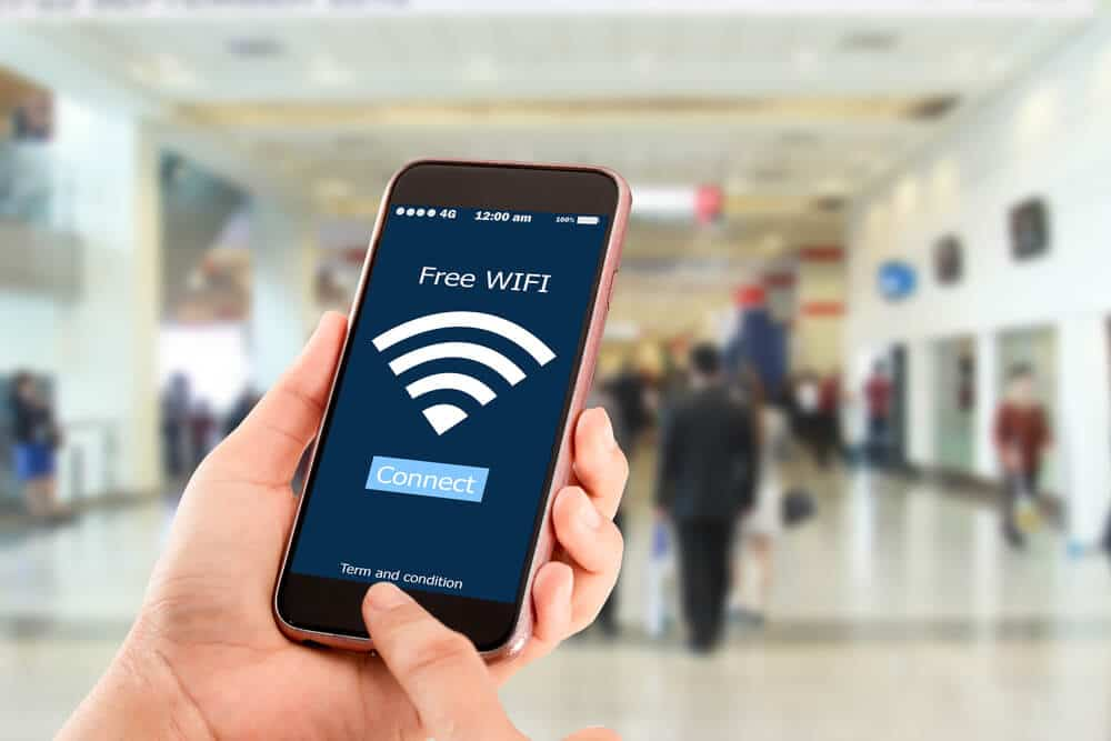Wi-Fi safety and anonymity