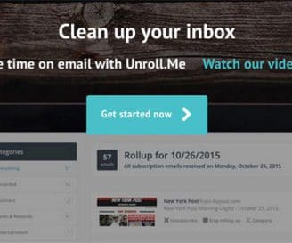 clean up inbox