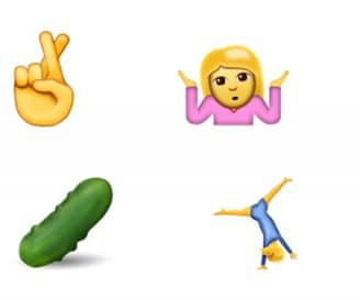 new emojis for our messengers