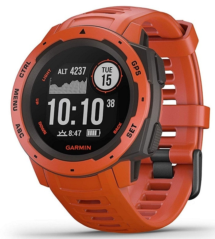 Garmin Instinct Outdoor Watch