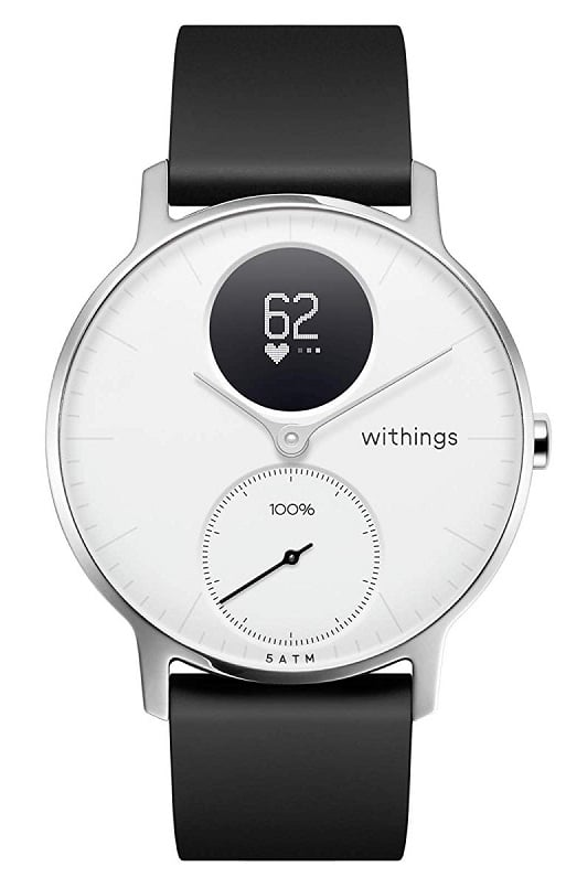 The Withings Steel HR Hybrid