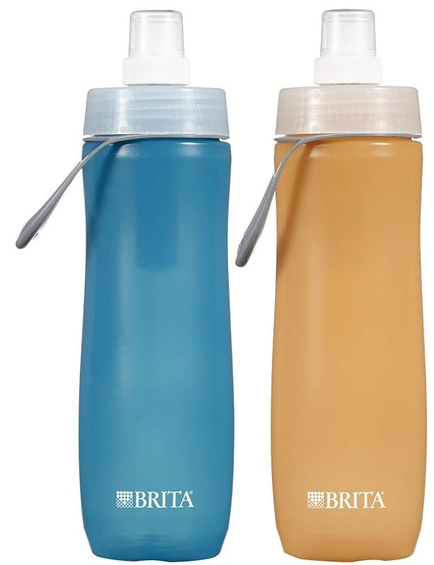 20 Ounce Sports Water Bottle from Brita