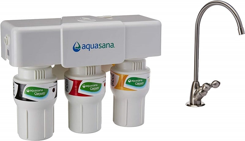 Aquasana 3 Stage Water Filter System