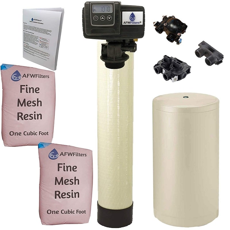 Fleck 5600SXT Iron Pro 2 combination water softener