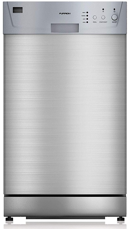 Furrion 18 Inch Built-In RV Dishwasher
