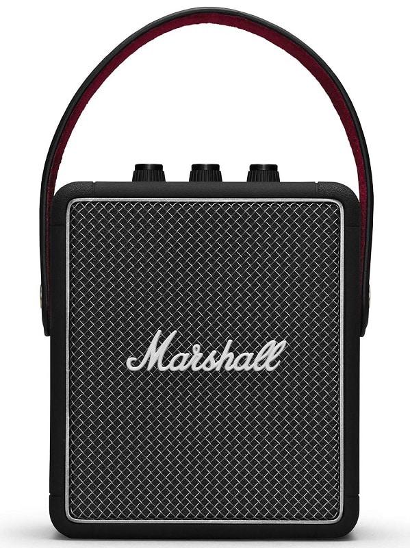 Marshall Stockwell II Speaker