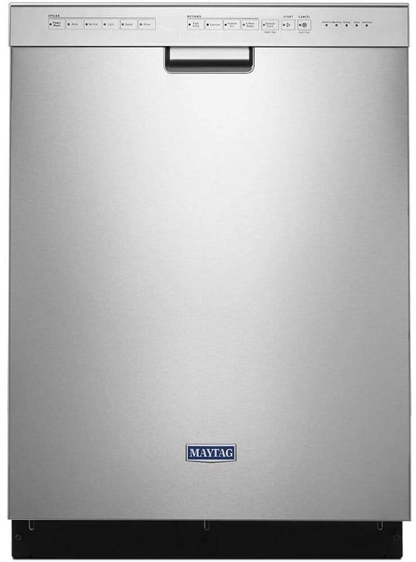 Maytag50dB Stainless Built-in Dishwasher
