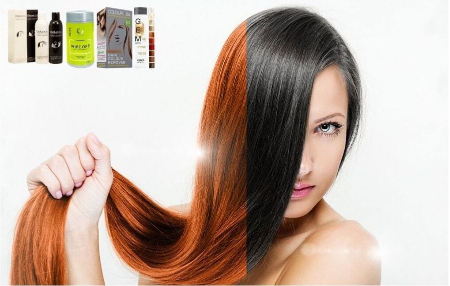Best Hair Color Removers