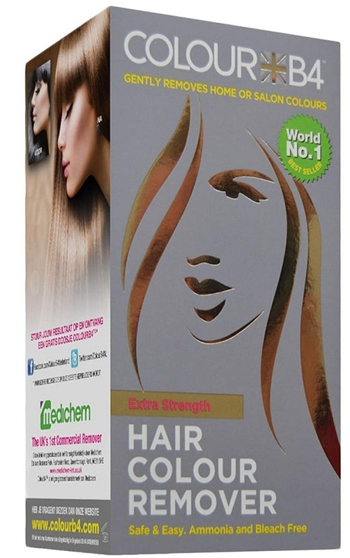 Best Hair Color Removers And Correctors Of 2021 Safe Effective Techuseful