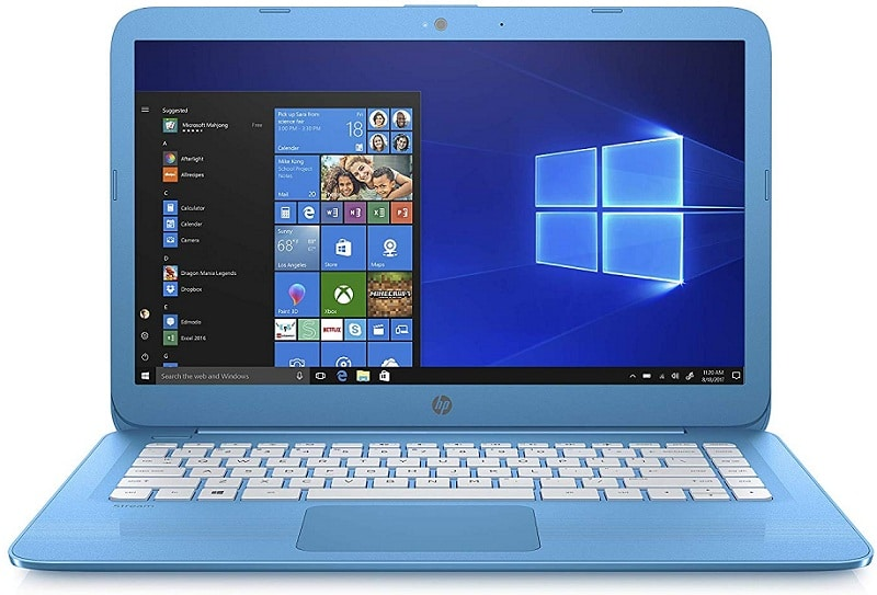HP Stream 14-inch Laptop Blue