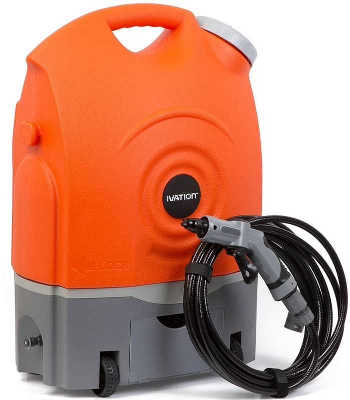 Ivation Multipurpose Portable Spray Washer