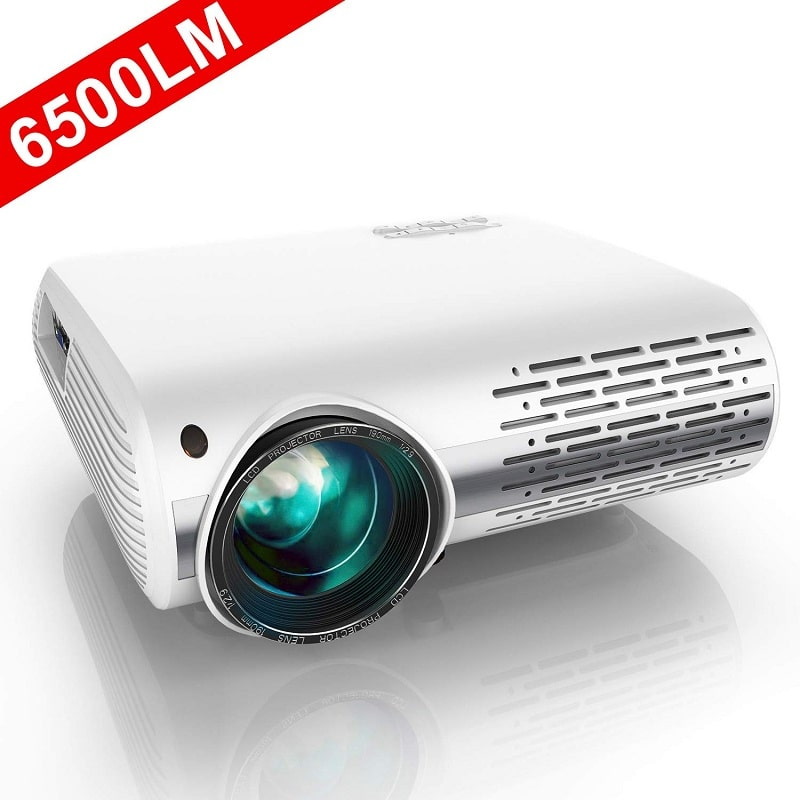 Yaber Native 1080P Projector