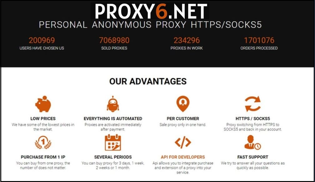 Proxy6.net Review