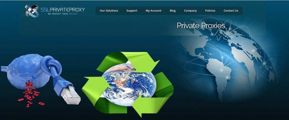 SSLPrivateProxy homepage
