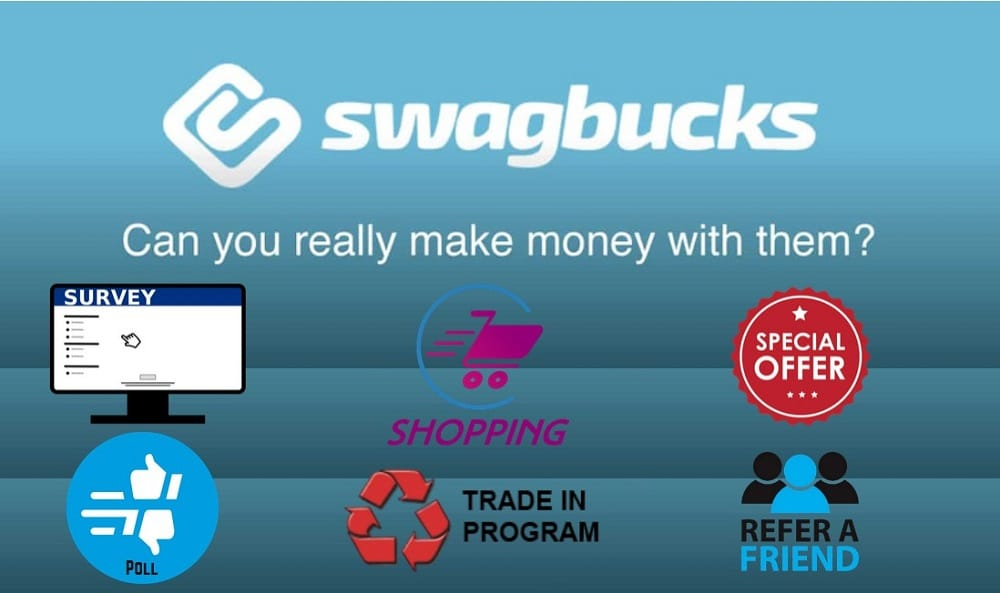 SwagBucks features