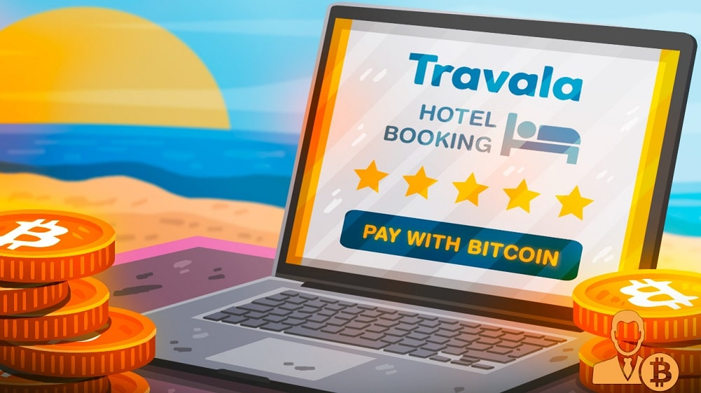 Bitcoin for hotel bookings