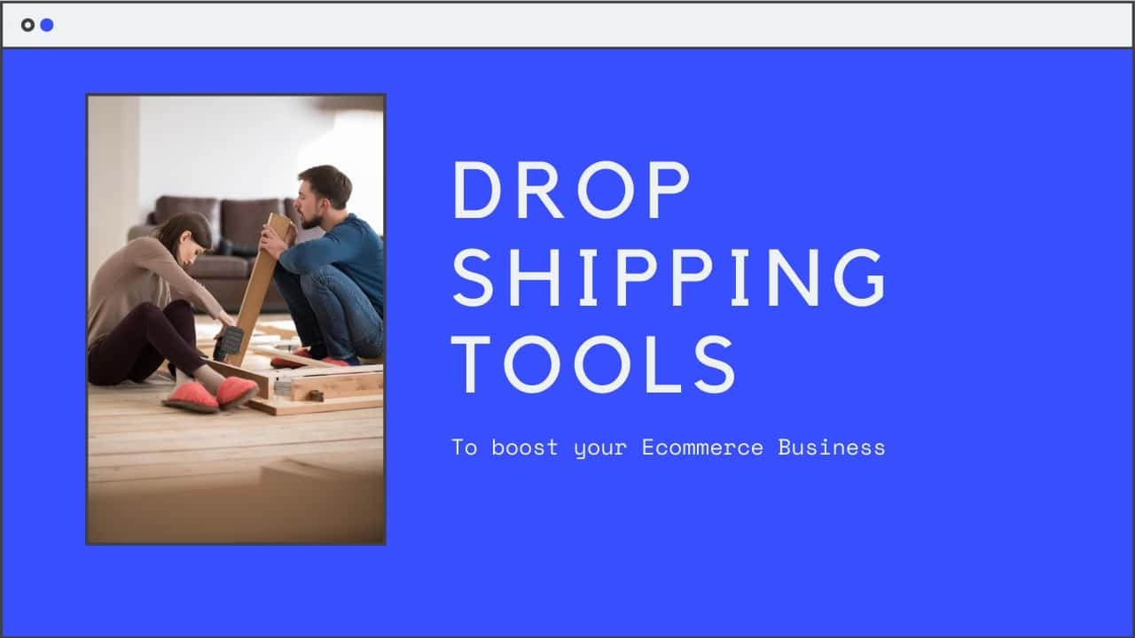 Drop Shipping Tools