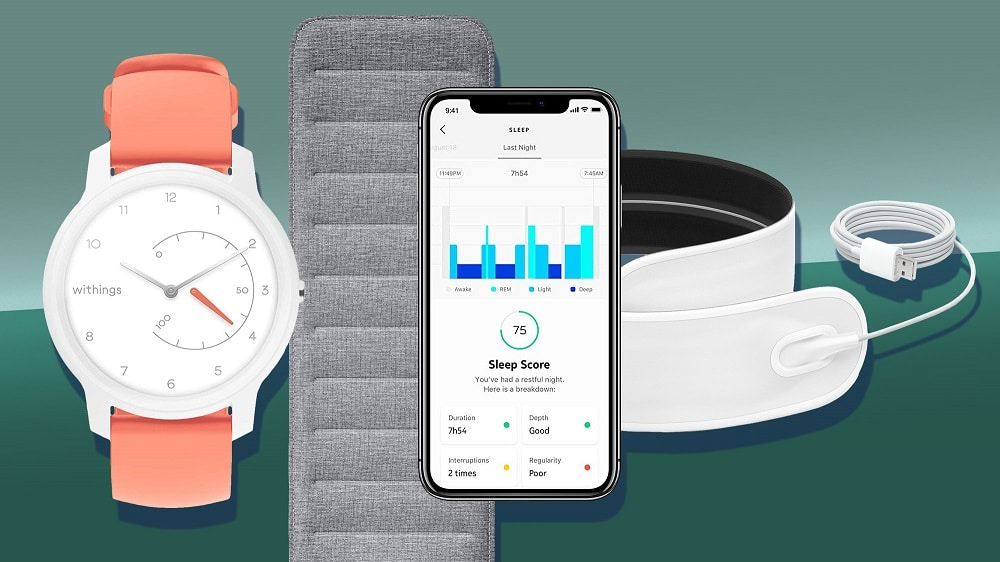 Sleep Trackers smartwatches