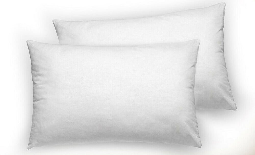 Hollow fiber pillows