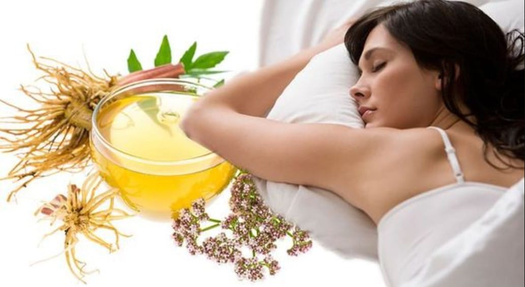 Natural Sleep with Valerian