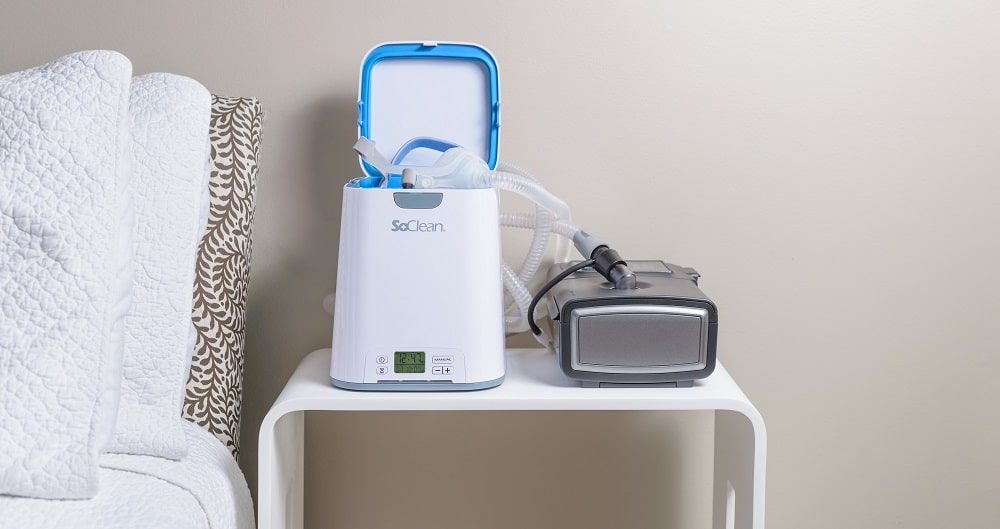 Soclean 2 Cpap Cleaner machine