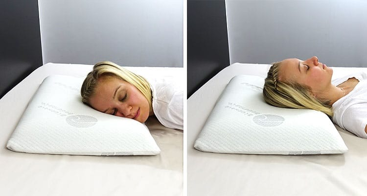 thinner pillow
