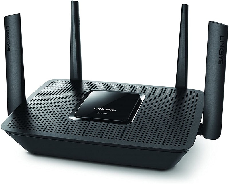Linksys EA8300 Tri-Band Wi-Fi Router
