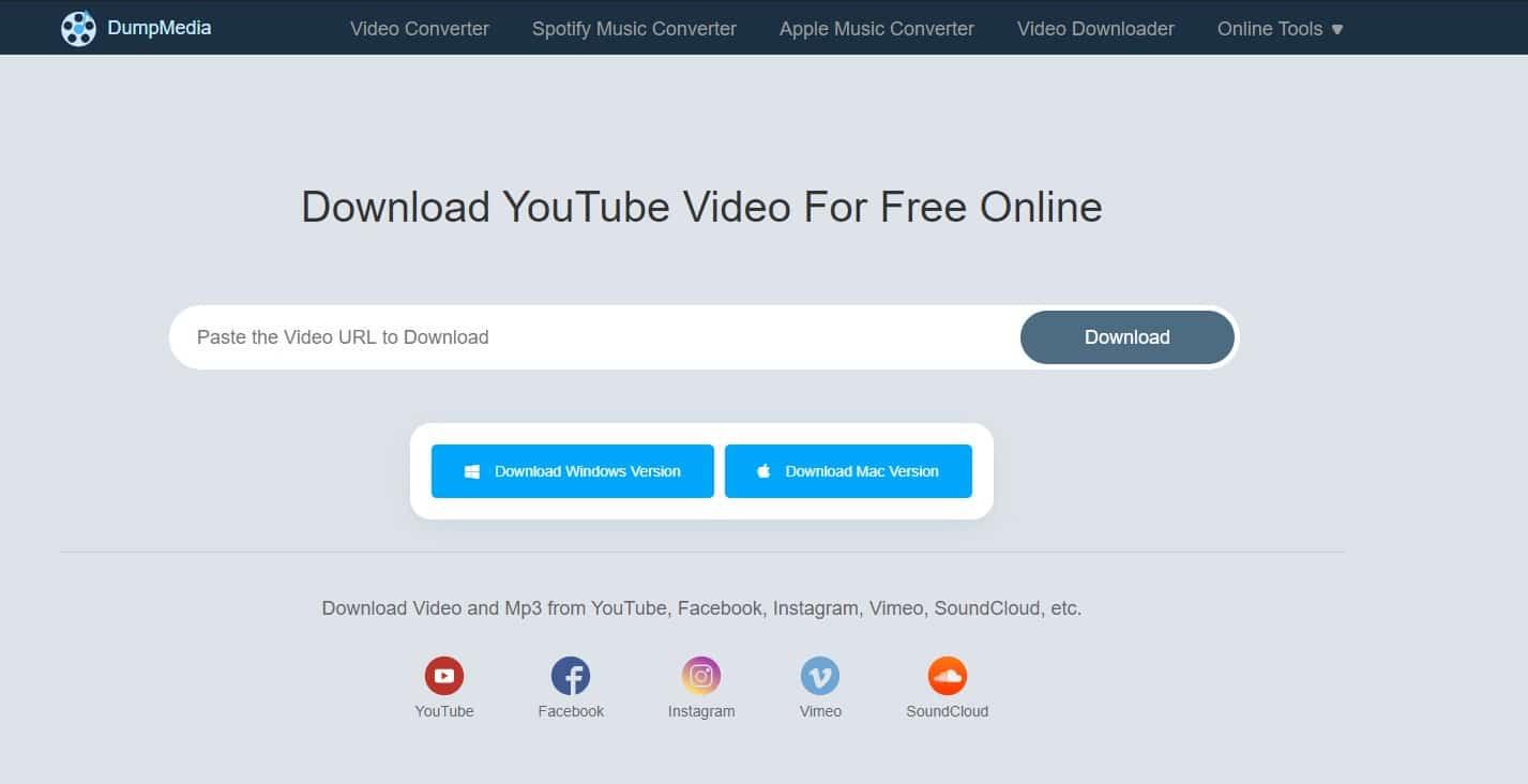 Video converter Youtube