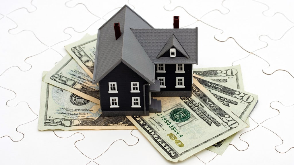 Mortgaging loan process