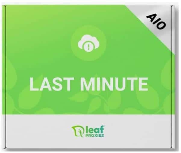 Last Minute Proxies of Leafproxies