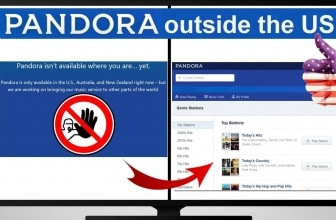 An Easy way to Listen Pandora outside US Quickly