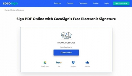 CocoSign: The Best Place to get Photo Release Forms