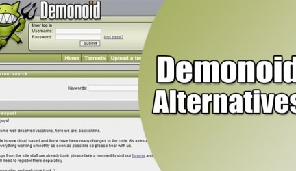 Best Demonoid Torrent Search Engine Alternatives in 2020!